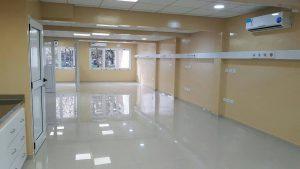 piso de terapia intensiva